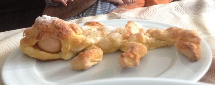 Mona de pascua sin gluten paso a paso