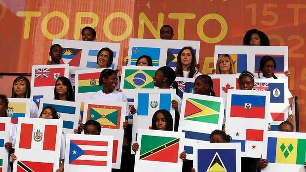 flags of the pan am games 2015 - Google Search