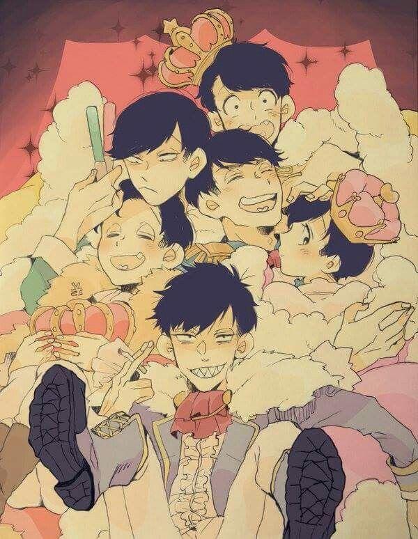 take a moment to look at this bundle of joy (osomatsu-san)