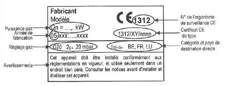 N°79 (172) : EST-IL POSSIBLE DE RACCORDER AU RÉSEAU DE GAZ NATUREL VIA LA PRISE GAZ, UN APPAREIL UTILISANT ACTUELLEMENT DU BUTANE OU PROPANE POUR LA CUISSON ?