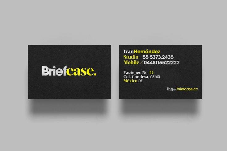 Briefcase on Behance