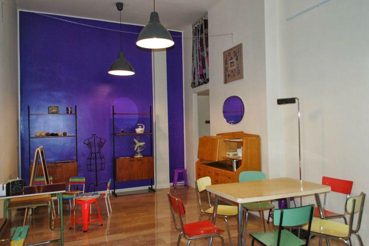 Donna CreAttiva Milano: Fuori Salone, Esposizioni di Stilisti e Designer, ...