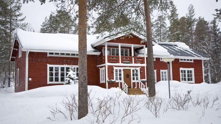 Loma-Vietonen Holiday Village -Rovaniemi, Lapland, Finland