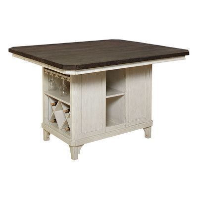 Traditional Kitchen Island From Wayfair