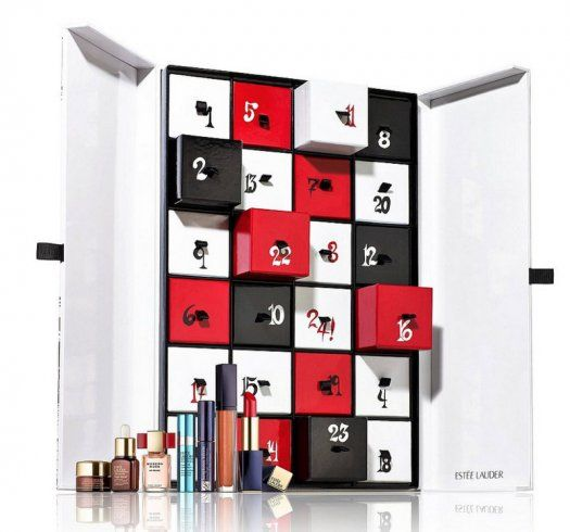 Countdown to Christmas: Makeup Advent Calendars for Beauty Addicts | Sand Sun & Messy Buns
