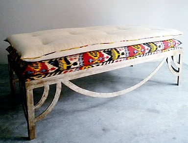 Ixelles Bench by Casa Midy