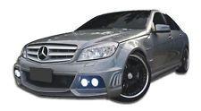 Duraflex W-1 Body Kit 4 Pc for 08-11 Benz C Class W204 106108
