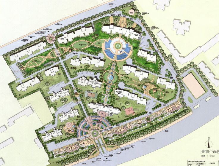 48 best master plan images on pinterest architecture for Garden design vs landscape architecture