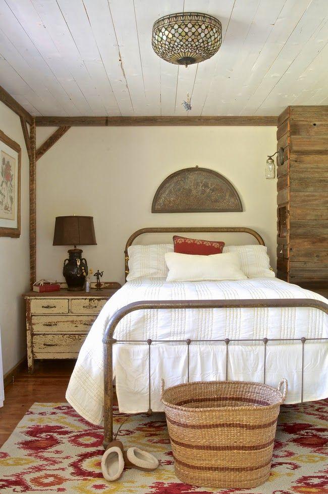 Vintage Whites Blog Renovated Rustic Montana Farmhouse