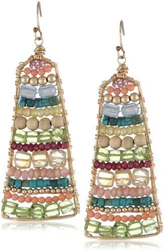 Amanda Sterett Faith Drop Earrings
