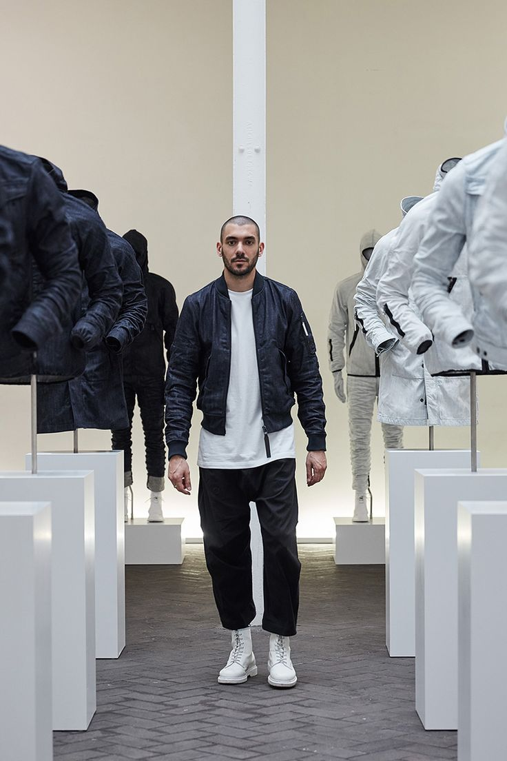 G-Star RAW presented for the first time ever on Paris Men's Fashion Week schedule with a gallery showcase of its latest and most directional capsule collection: G-Star RAW Research by Aitor Throup.The RAW Research collection is... »