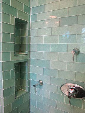 Glass Subway Tile I Would Choose Something A Little More Subtle Less Bright