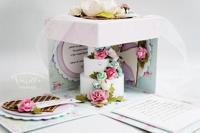 Odskocznia vairatki: Romantyczny box ślubny