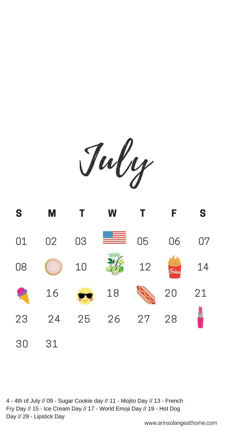 July National Days | Holiday's with the Jura's | National days