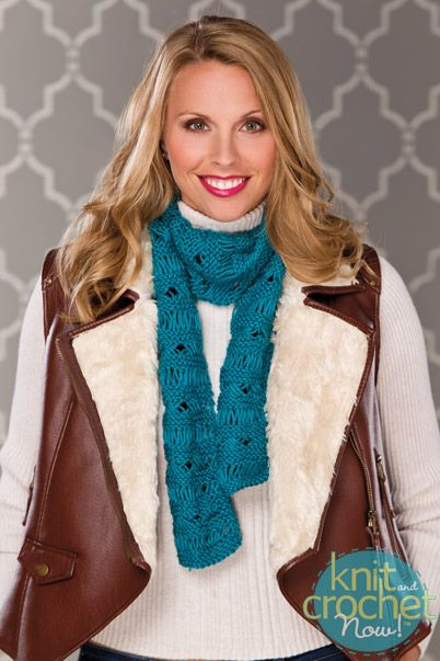 7 Best Free Scarf Of The Week Knitting Patterns Images On