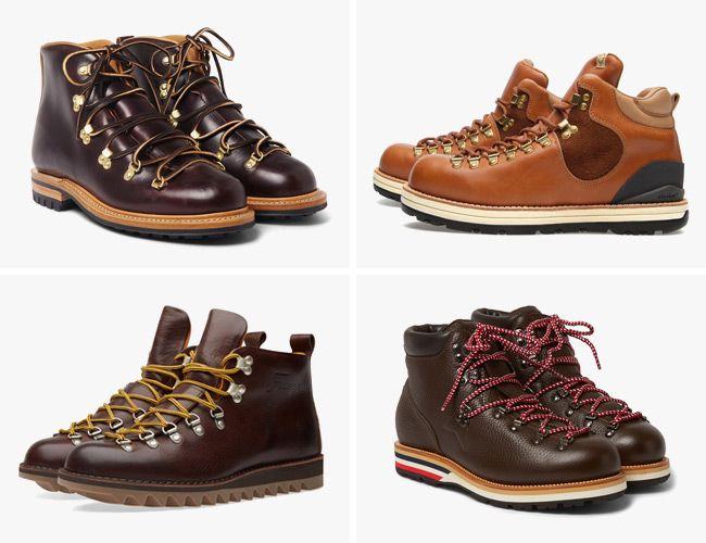 Moncler Vintage Boots