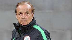 Naijabazegist: Super Eagles coach Gernot Rohr has reacted to Bord...