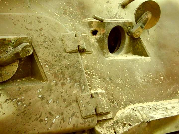 Напад на патруль 1 роти 52 омб 5 омбр в ЕС-Сувейра. Ірак