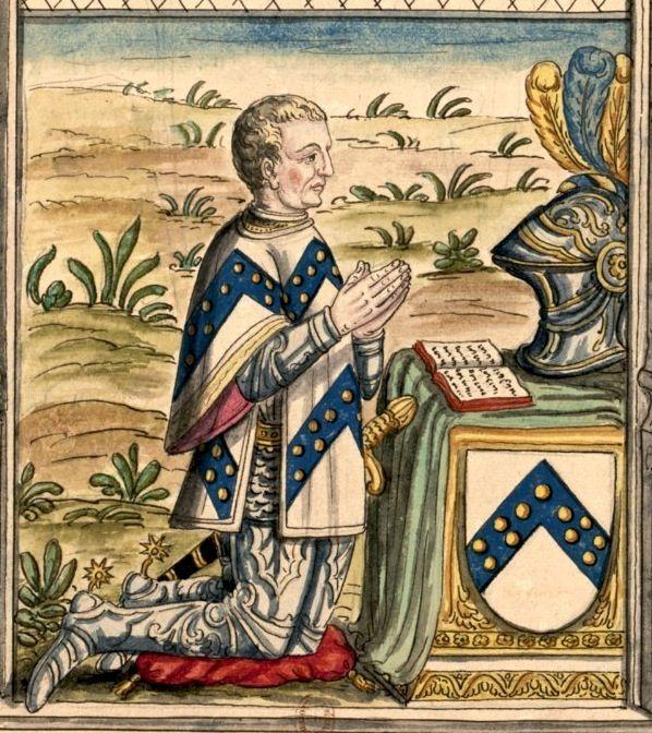 Louis des hayes baron de bois h roult dit d 39 pinay for Andrieux la maison du vitrail