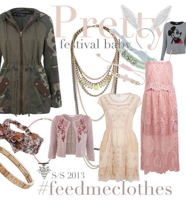 pretty festival dressing