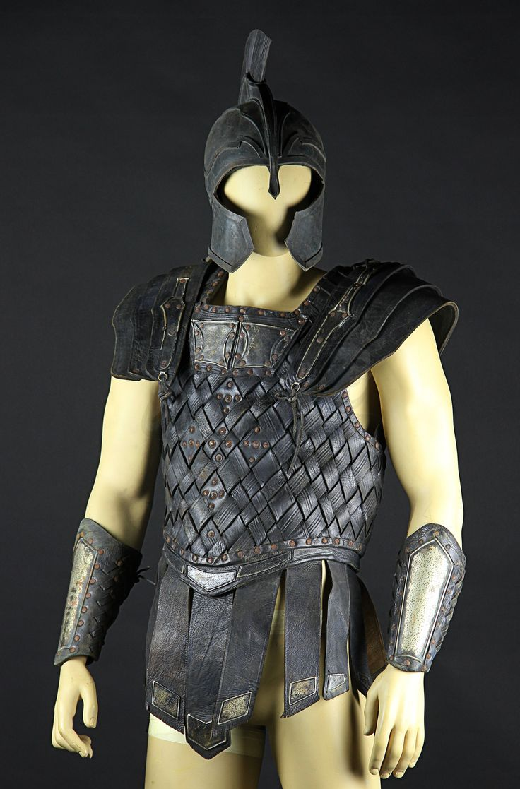 Myrmidon Warrior's Battle Armour