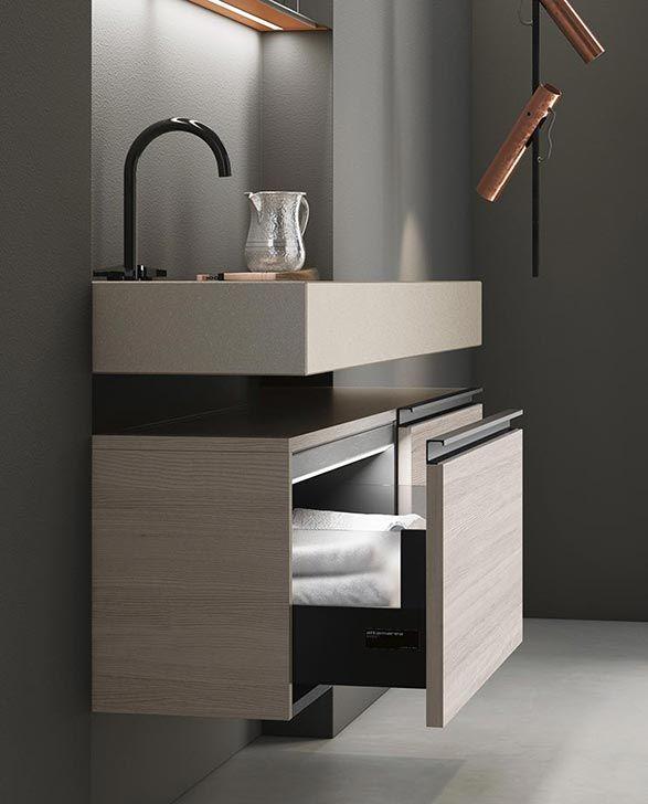 Oltre 25 fantastiche idee su mobili da bagno su pinterest - Mobili da cantina ...