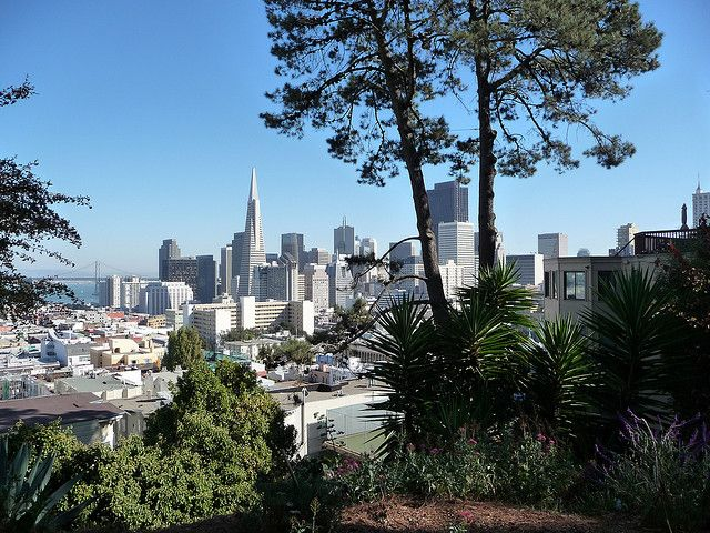 San Francisco from Russian Hill
