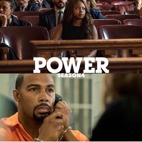 Power (Starz-June 25, 2017) Season 4 - TV Series -  highlights, James St. Patrick in prison, Angela on her campaign to be the best Agent, the mystery behind Greg's death, a mole in the organization, Tommy left alone to either get into trouble or out of trouble. Many turn of events during Season 4. Enjoy!