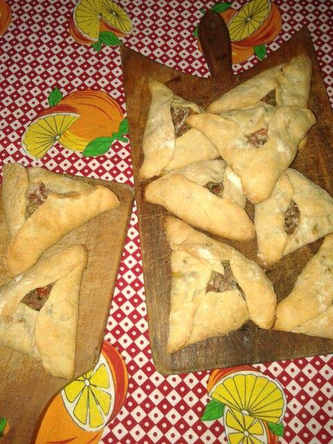 Fatay - empanadas árabes