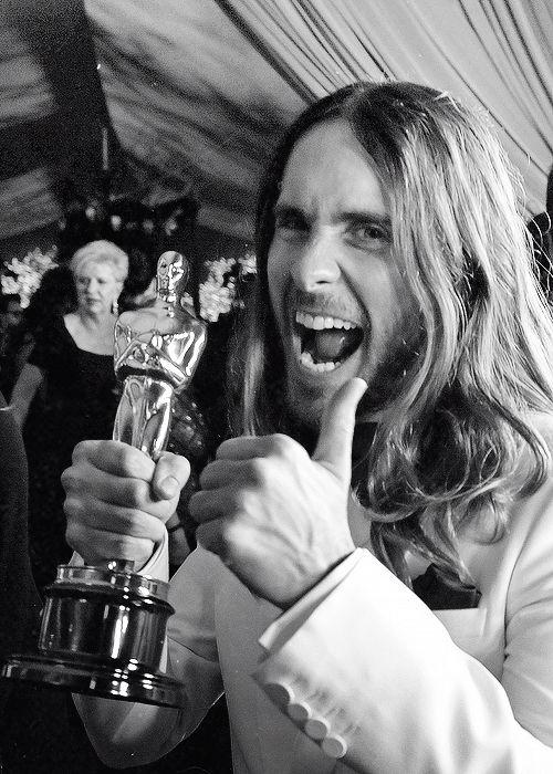 Jared Leto wins Oscar at 86th Annual Academy Awards 2014