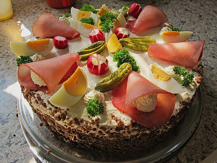 1000+ ideas about pikante torte on pinterest   fingerfood, brote
