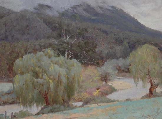 Clara Southern. The Riverbend