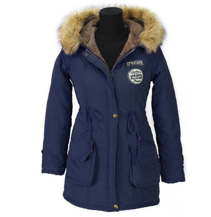 Dámský zimní kabát s kapucí modrý – Velikost L Na tento produkt se vztahuje nejen zajímavá sleva, ale také poštovné zdarma! Využij této výhodné nabídky a ušetři na poštovném, stejně jako to udělalo již velké …