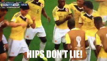(Yahoo Sports)Viva Colombia!!