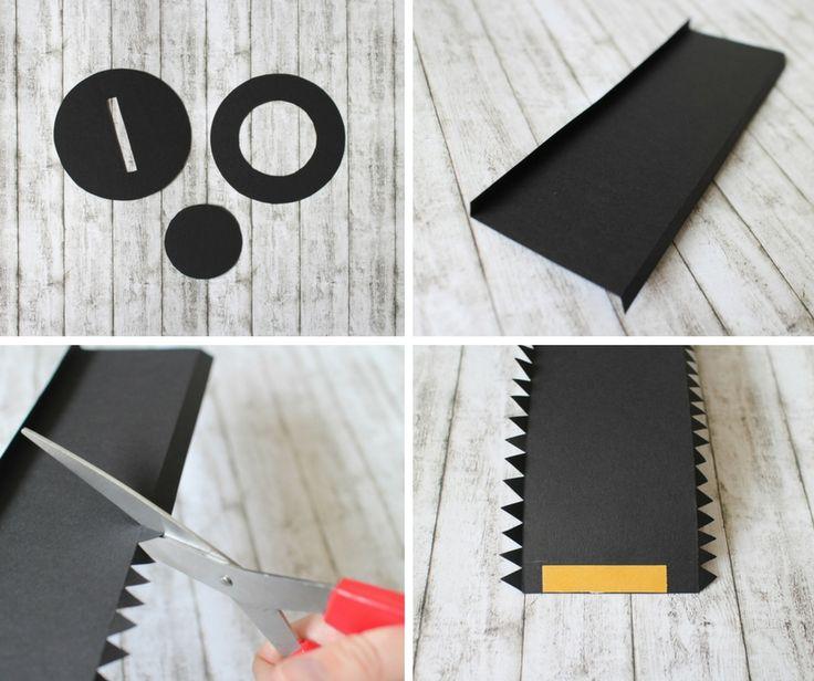 25 einzigartige zylinder basteln ideen auf pinterest glitzergeh nge herbst dekoration und. Black Bedroom Furniture Sets. Home Design Ideas