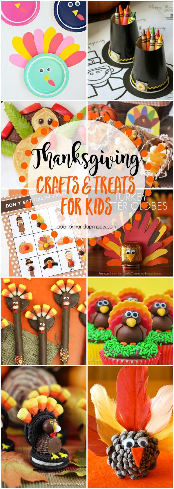 35 Thanksgiving Ideas for Kids 169 best