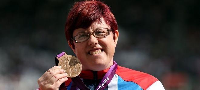 Jones bags discus bronze   Team GB