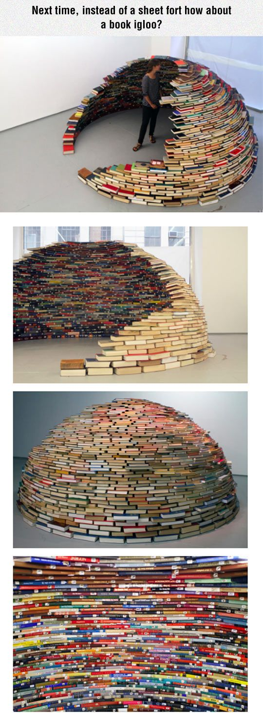 That is so pretty.<----but then you couldn't get the books?!
