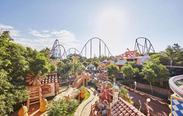 Parques sempre serão bons passeios para as crianças, mas se forem os melhores parques de diversão do mundo fica mais legal ainda!