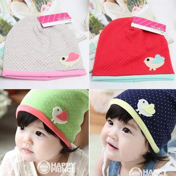 $1.32 (Buy here: https://alitems.com/g/1e8d114494ebda23ff8b16525dc3e8/?i=5&ulp=https%3A%2F%2Fwww.aliexpress.com%2Fitem%2FSpring-Fall-Girls-Kids-Baby-Soft-Cotton-Birds-Pattern-Dots-Candy-Color-Beanie-Hats-Caps%2F32652368641.html ) Spring/Fall Girls Kids Baby Soft Cotton Birds Pattern Dots Candy Color Beanie Hats Caps for just $1.32