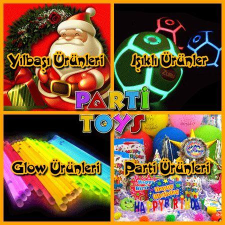 partitoys 15 yıllık eğlenceyi sizlere getiriyor.www.partitoys.com parti ve eğlence ürünleri