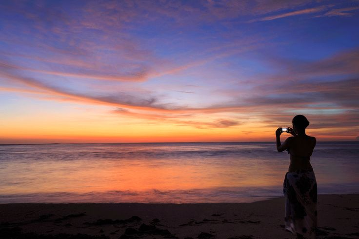 Picture perfect sunsets at Yatule Resort and Spa!