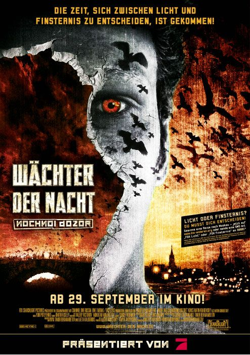 Wächter der Nacht - Nochnoi Dozor / Night Watch (2004)