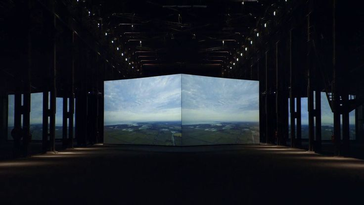 Doug Aitken - Altered Earth Install Documentation 2012