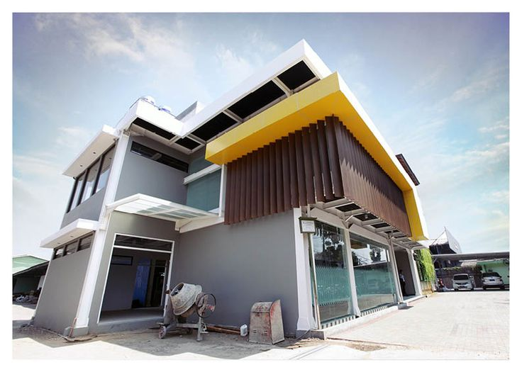 Conwood Indonesia - METAL WORKS OFFICE