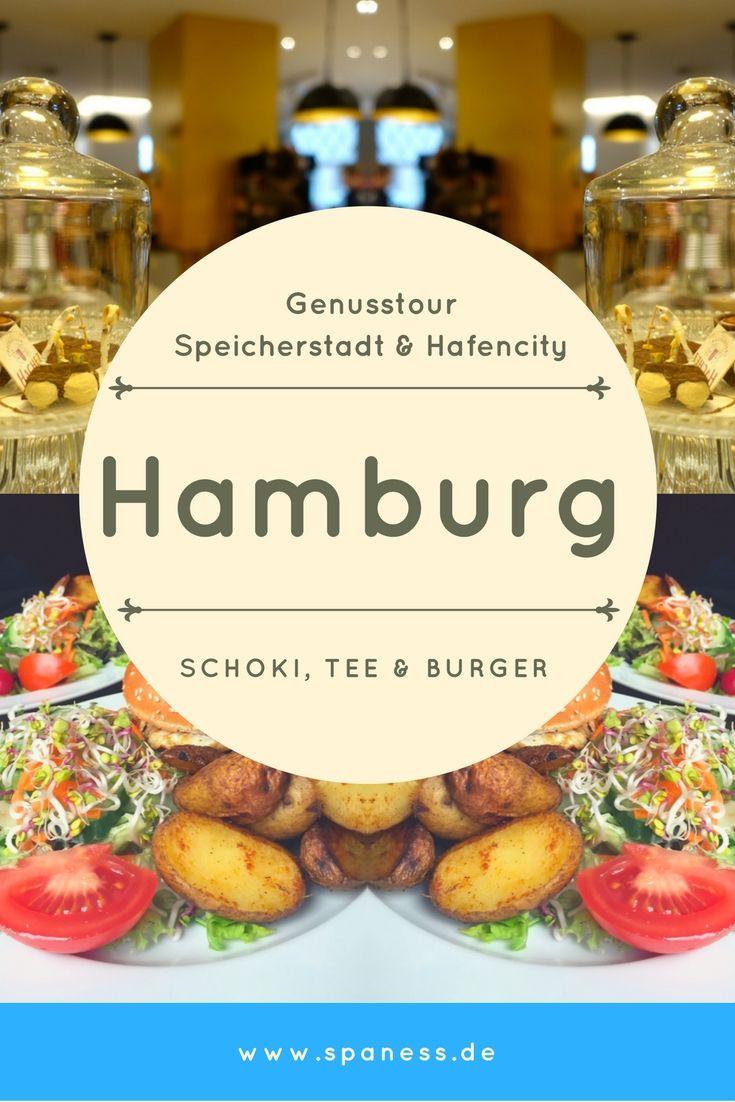 Hamburg Tipps - Genuss-Tour durch Hamburger Speicherstadt & Hafencity.