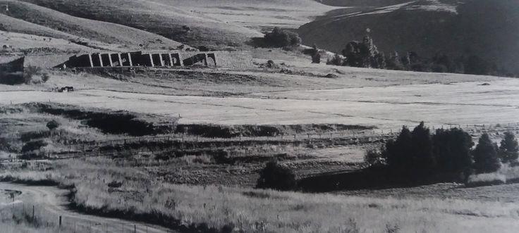 Coromandel Estate Manor House  Lydenburg, South Africa. 1975  Architect: Marco Zanuso