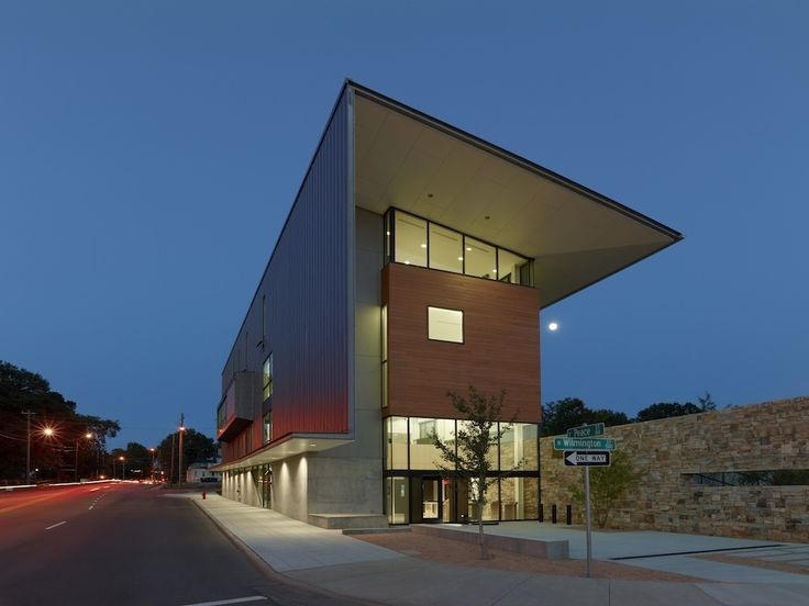 Charmant Gallery Of AIANC Center For Architecture And Design / Frank Harmon Architect    6