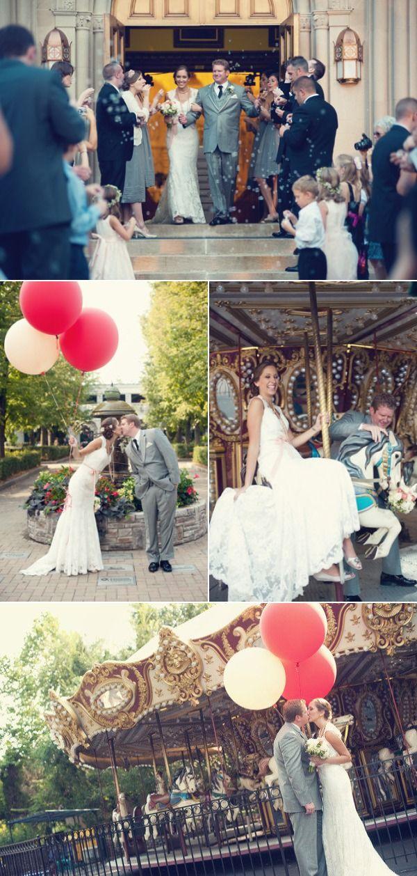 Cincinnati Wedding At Coney Island By Shelby Street Photography