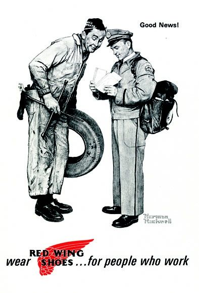 Image result for vintage postman illustration